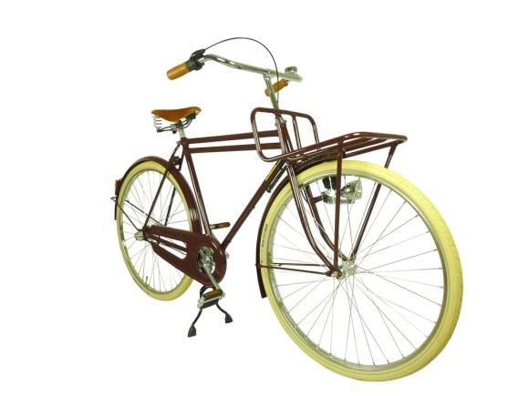 bicicleta estilo retrô