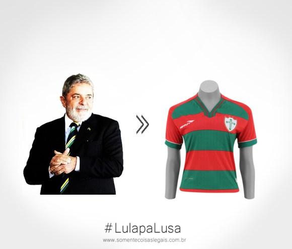Lula Pra Lusa