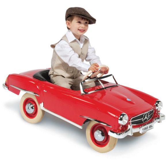 Mini veículos: Mercedes