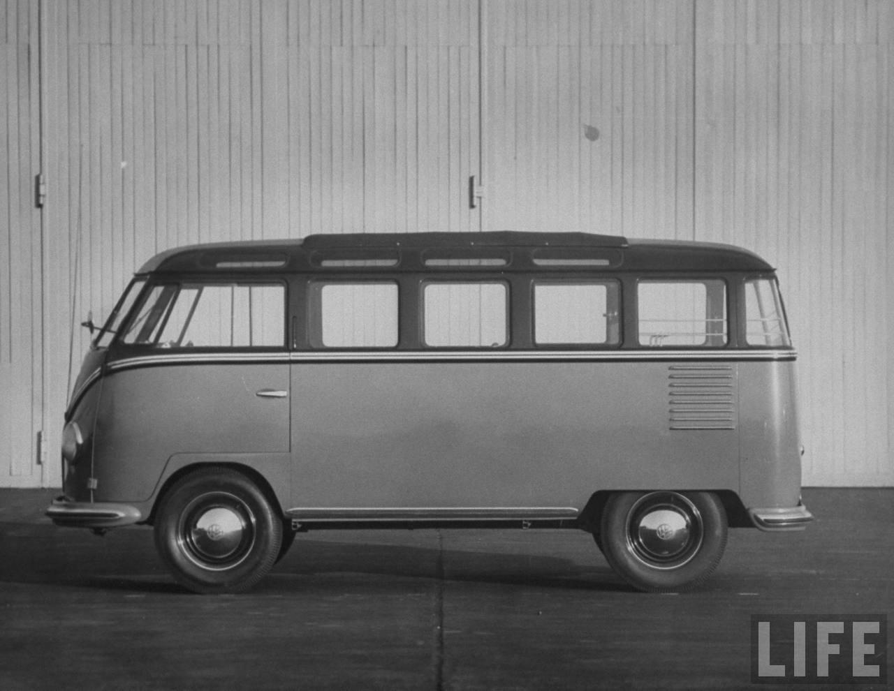 Volkswagen Kombi vintage