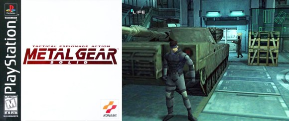 Metal Gear Solid - Play Station 1