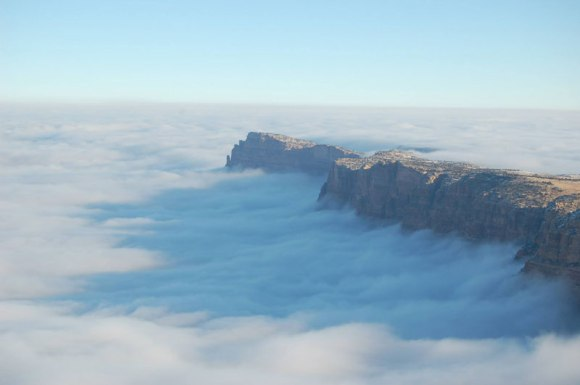 grand-canyon-filled-with-fog-november-thanksgiving-2013-1