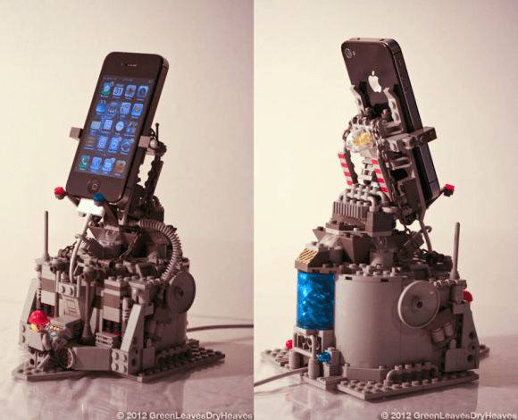 Dock-iPhone-Lego