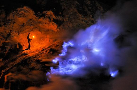Kawah Ijen - Vulcão azul (1) OG