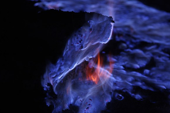 Kawah Ijen - Vulcão azul (3)