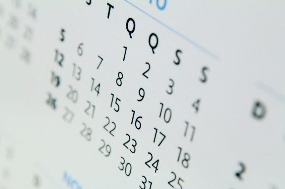 Calendário de Feriados 2014