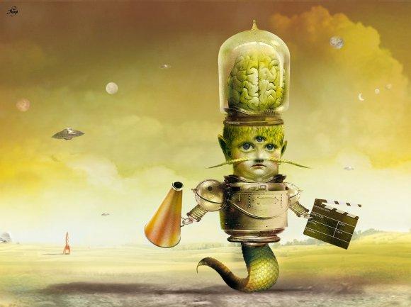 Arte surrealista - Nuno (2)