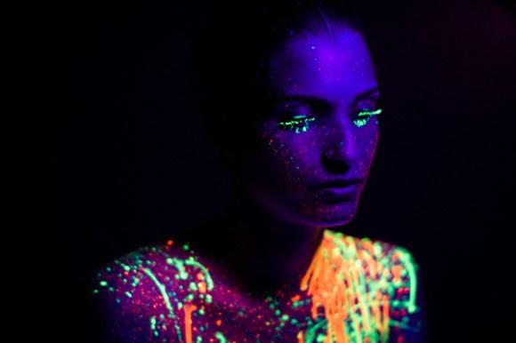 Ensaio fotográfico - Neon (1)