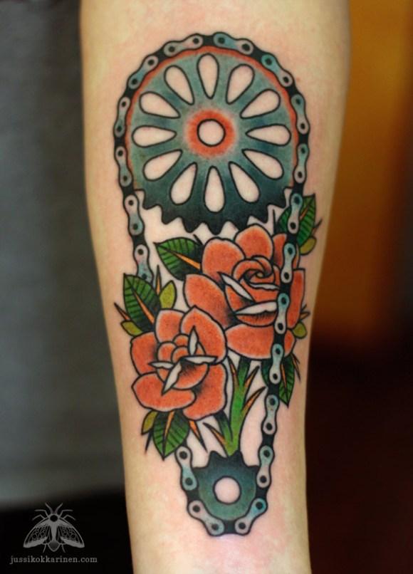 Tatuagens de bicicletas (3)