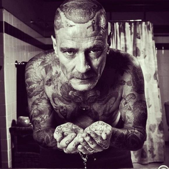 Tatuagens falsas em pessoas famosas (2)