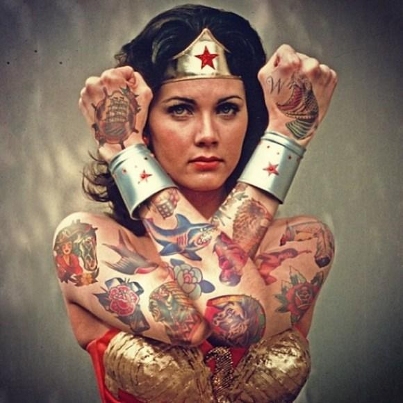 Tatuagens falsas em pessoas famosas (7)