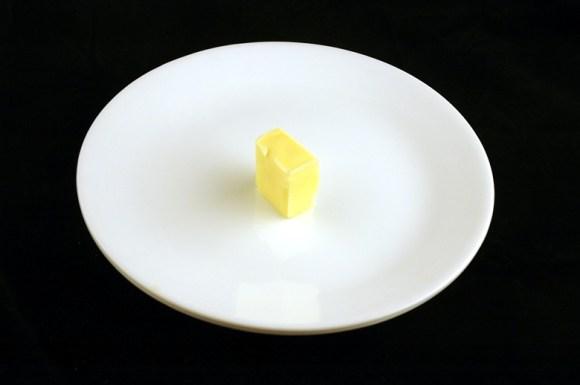 28 gramas de manteiga