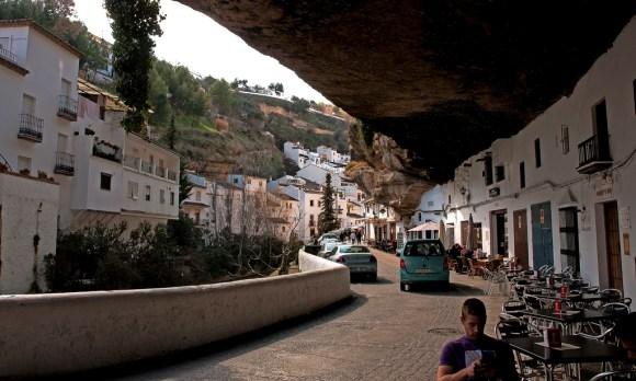 Setenil de las Bodegas - cidade sob pedras (12)