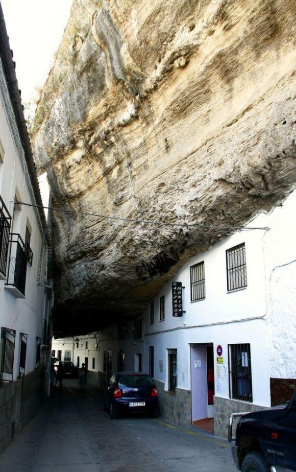 Setenil de las Bodegas - cidade sob pedras (4)
