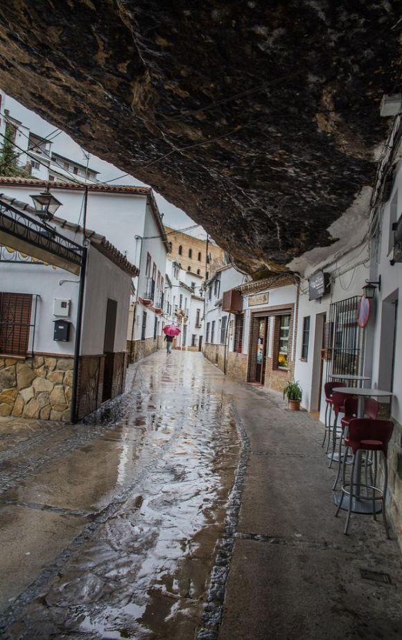 Setenil de las Bodegas - cidade sob pedras (6)