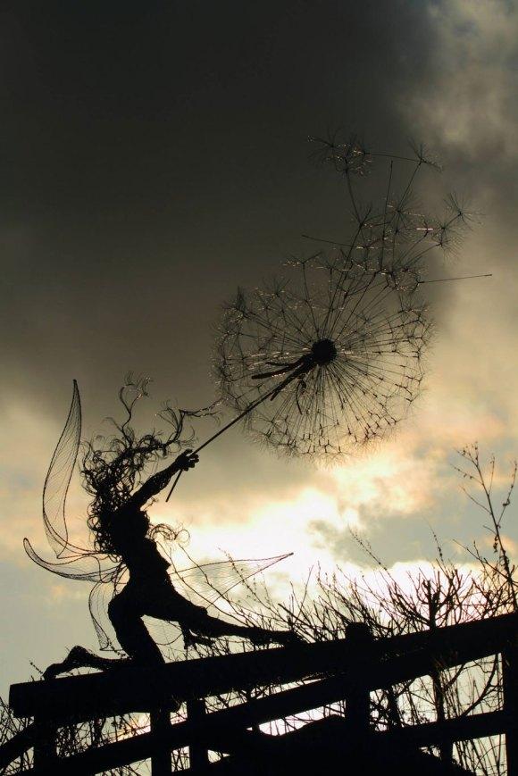 Esculturas fantásticas - contos de fada (15)