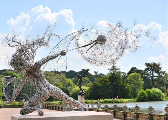 Esculturas fantásticas - contos de fada (2)