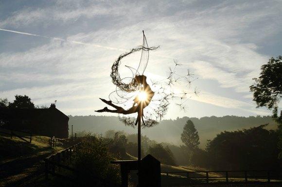 Esculturas fantásticas - contos de fada (7)