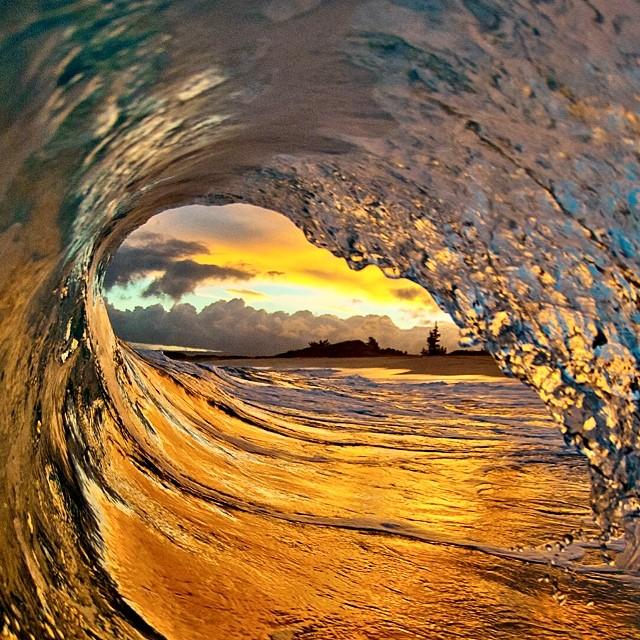 Ondas no Havaí (5)