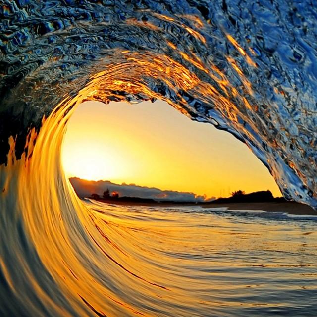 Ondas no Havaí (6)