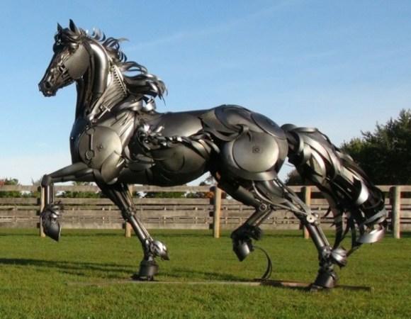 esculturas animais de sucata (8)