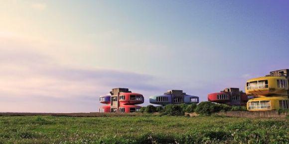Cidades abandonadas - Sanzhi Pod (12)