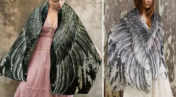 lenço pássaros 6