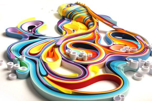 Arte em papel (2)