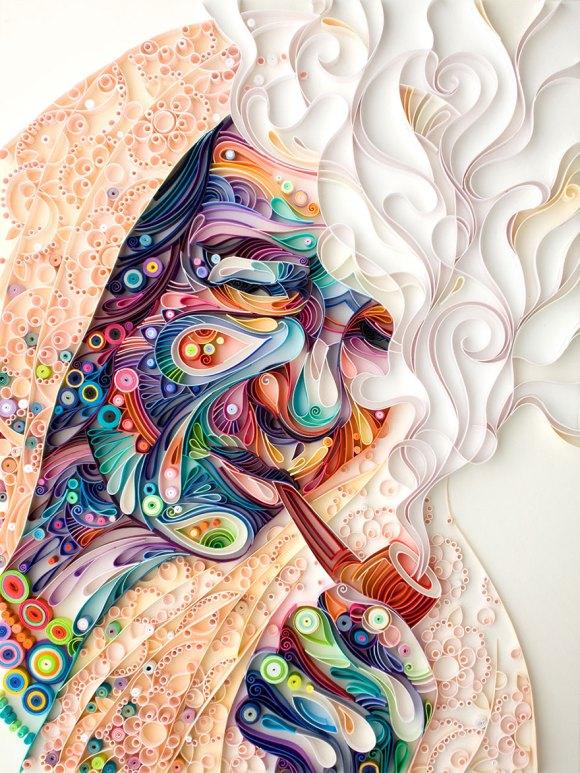Arte em papel (3)