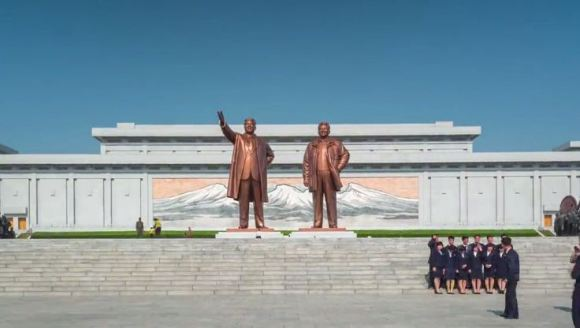 Coreia do Norte - video (2)