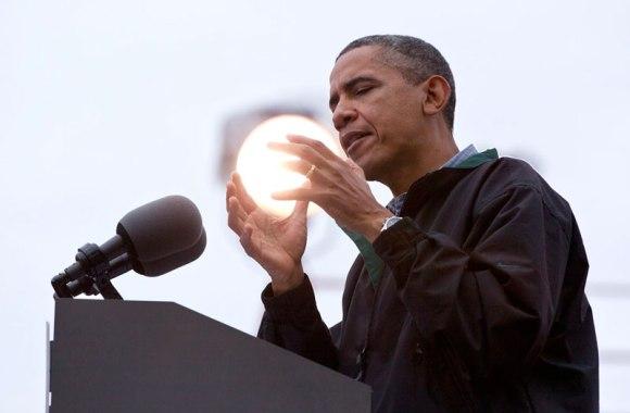 Momento exato - Obama - CAROLYN KASTER
