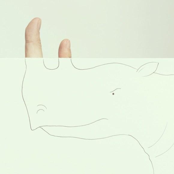 Desenhos - Instagram - Javier Pérez - 2