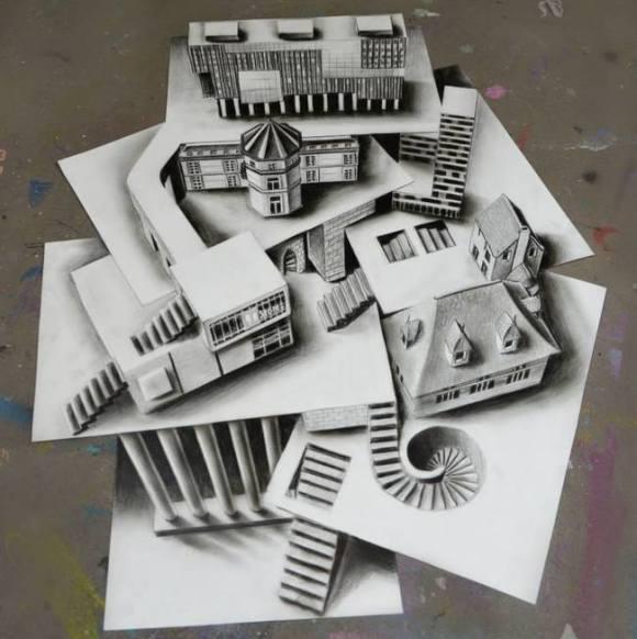 desenhos 3d - 15