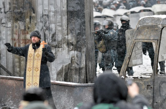 """TOPSHOTS 2014-UKRAINE-RUSSIA-EU-UNREST-POLITICS"""