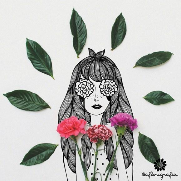 Desenhoes e flores (8)