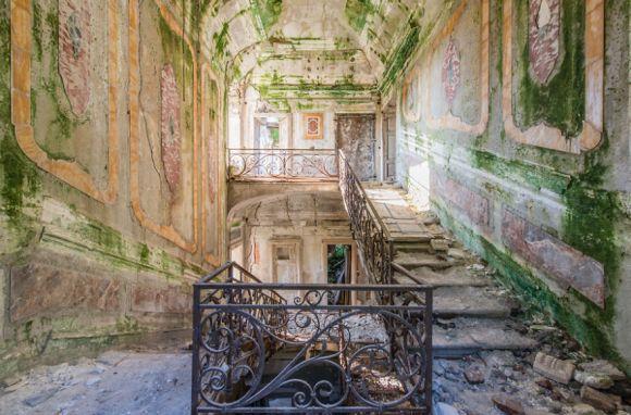 Lugares abandonados 16