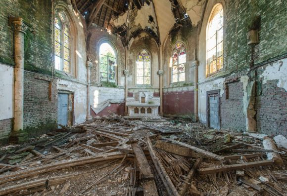 Lugares abandonados 9