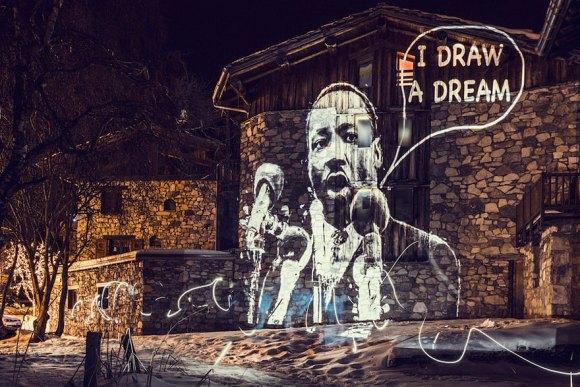 Projeções - Street Art 7