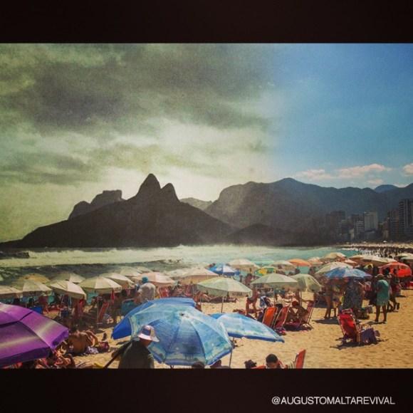 Rio de Janeiro antes e depois 1