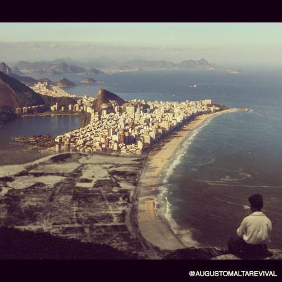 Rio de Janeiro antes e depois 10