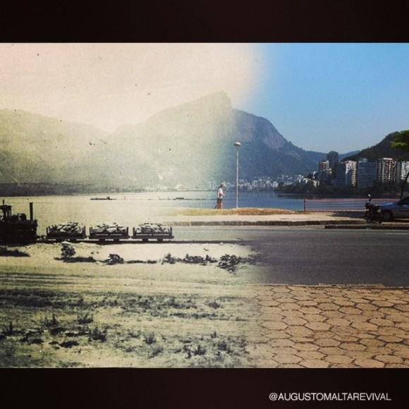 Rio de Janeiro antes e depois 2