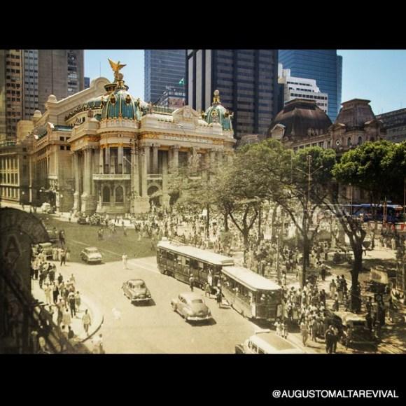 Rio de Janeiro antes e depois 5