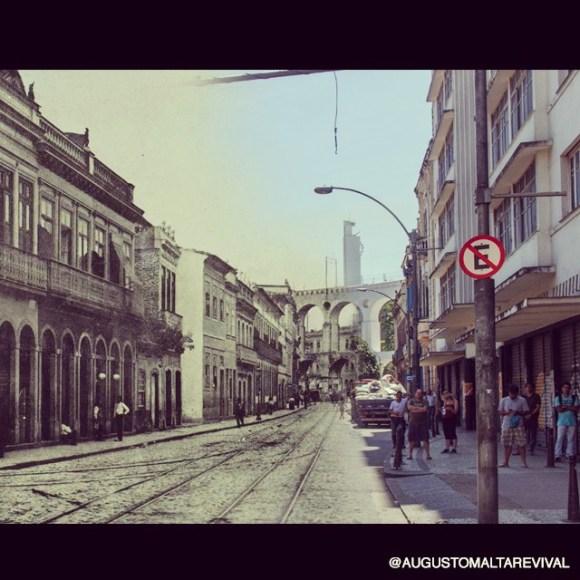 Rio de Janeiro antes e depois 6