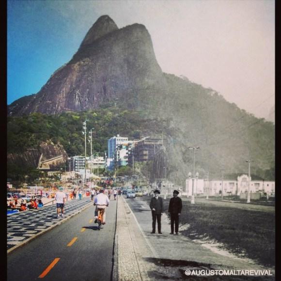 Rio de Janeiro antes e depois 7