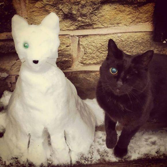 Animais de neve 2