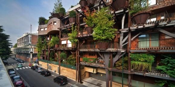 Apartamentos sustentáveis 4