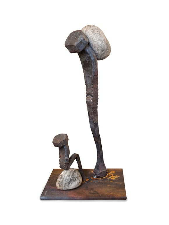 Escultura de parafuso 12