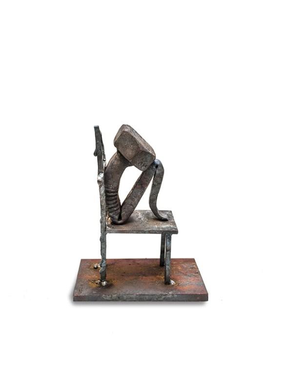 Escultura de parafuso 7