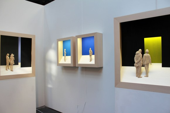 Esculturas hiper-realistas em madeira - PeterDemetz 14