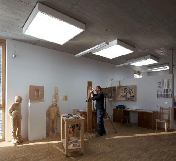 Esculturas hiper-realistas em madeira - PeterDemetz 16